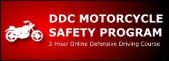 DDC Motorcycle Safety Program